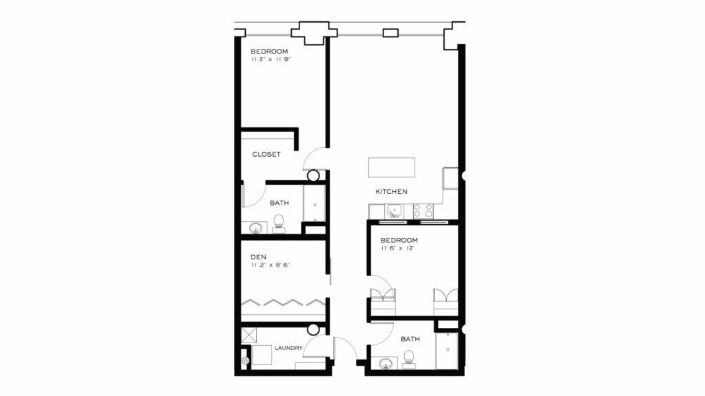 Floor Plan No. 16