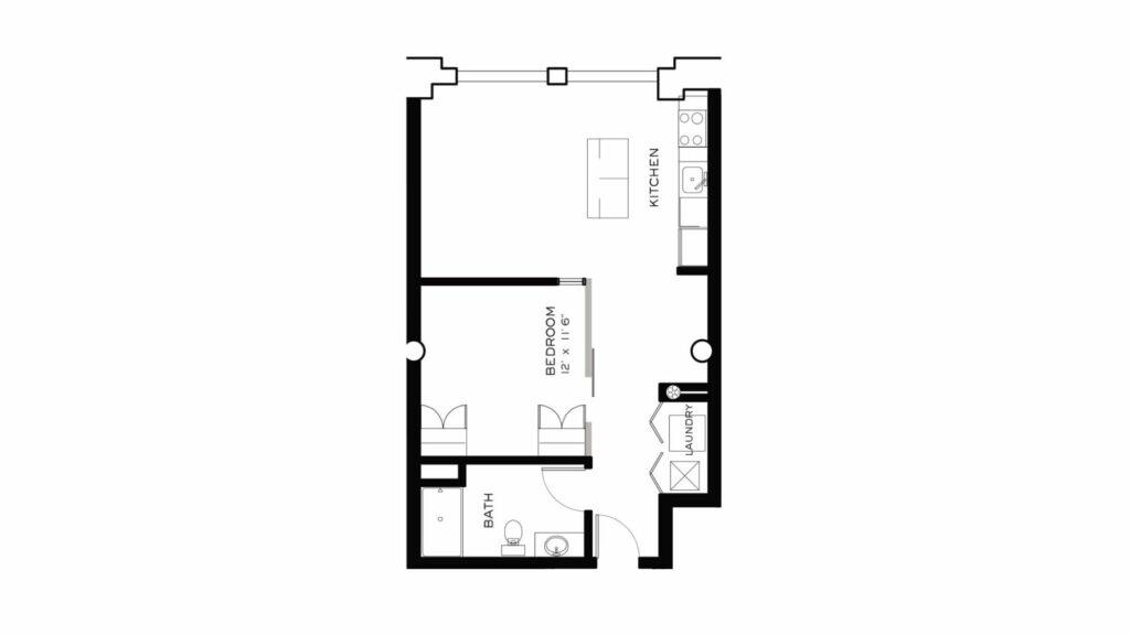 Floor Plan No. 01