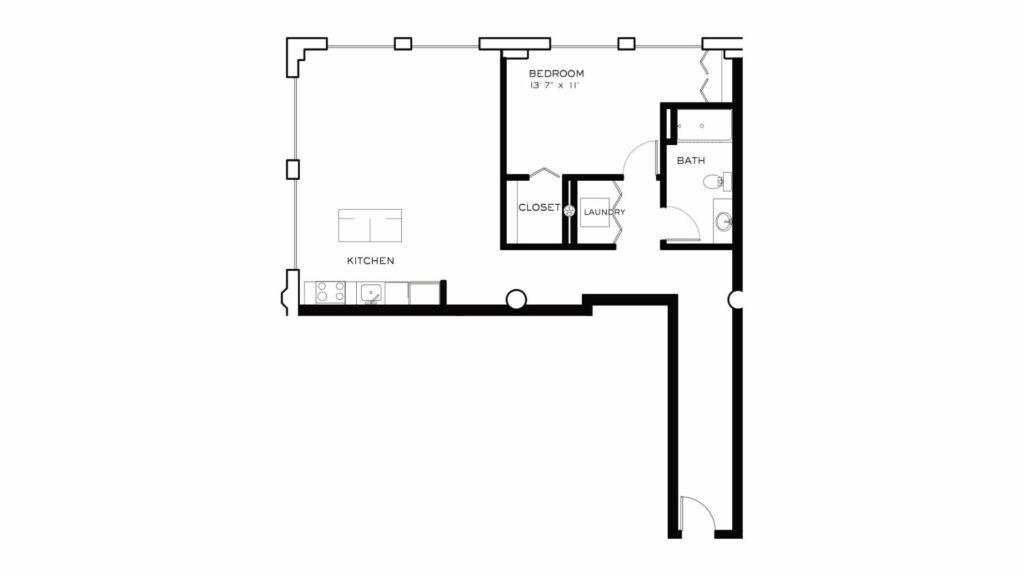 Floor Plan No. 12