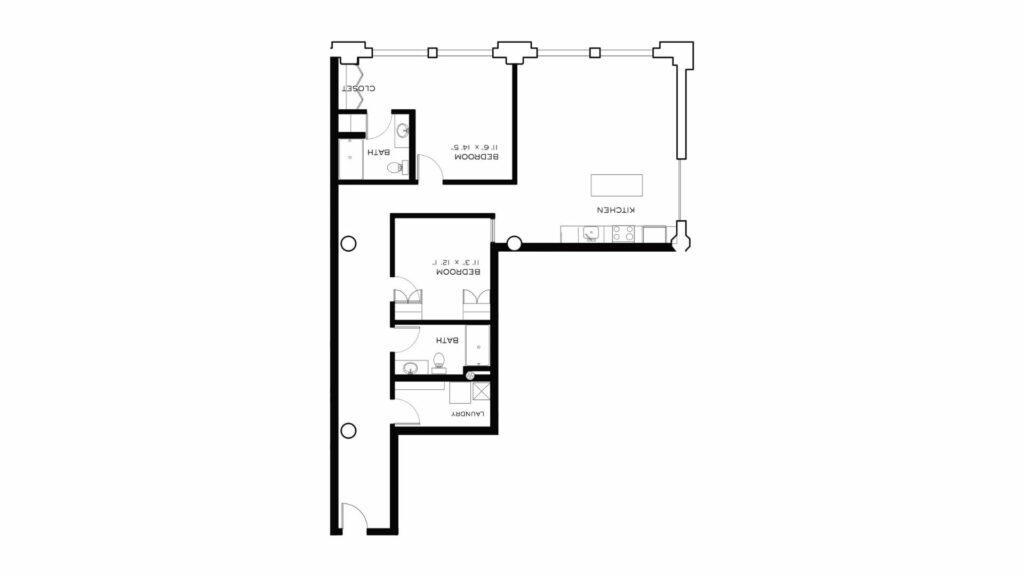 Floor Plan No. 17