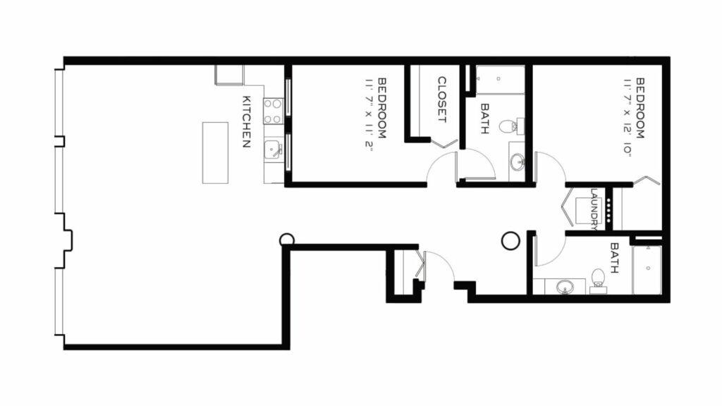 Floor Plan No. 18