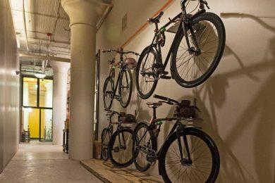 Brix Community Amenities Bike Hangers