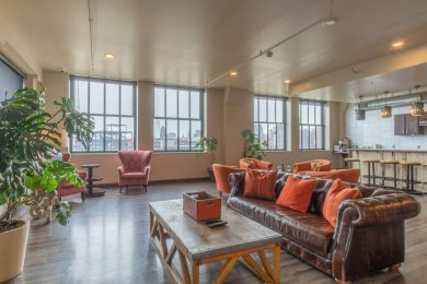Comfortable Community Room Furnishings
