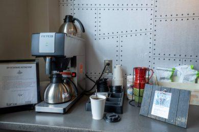Complimentary Community Room Coffee