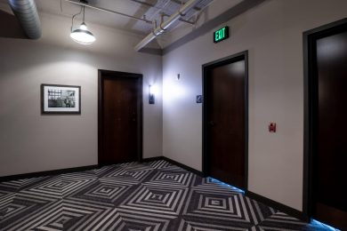 Contemporary Carpet Corner