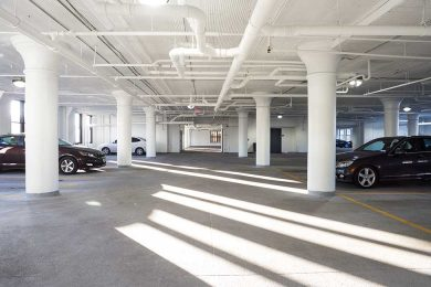 Heated Indoor Parking clean and private