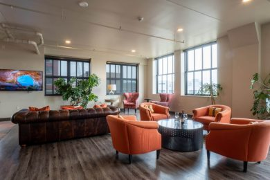Opulent Community Room Furniture