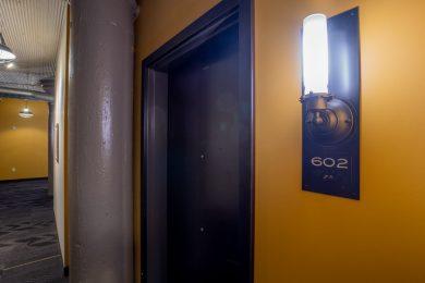 Ritzy Hallway Door Light Fixtures