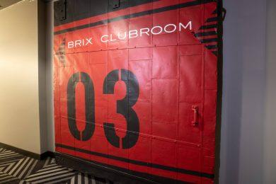 Third Floor Clubroom