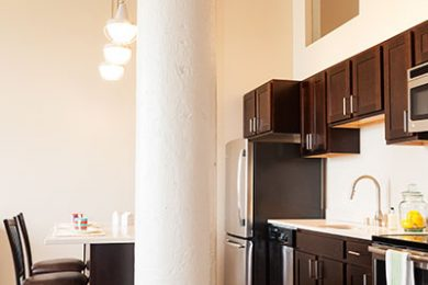 Two Bedroom Model - Energy Star Stainless Steel Appliances