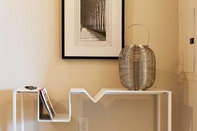 Two Bedroom Model - Foyer Area